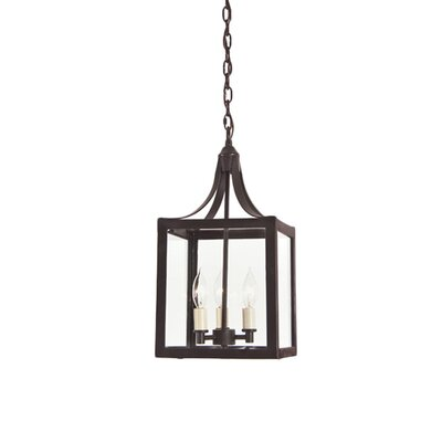 Columbia Arc 3 Light Small Foyer Pendant