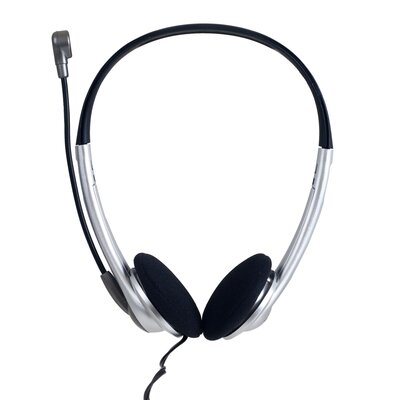 Kinyo Co. ArtDio Computer Stereo Headset with Microphone
