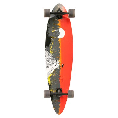 Made in Mars Quest 2012 Classic LongBoard Skateboard