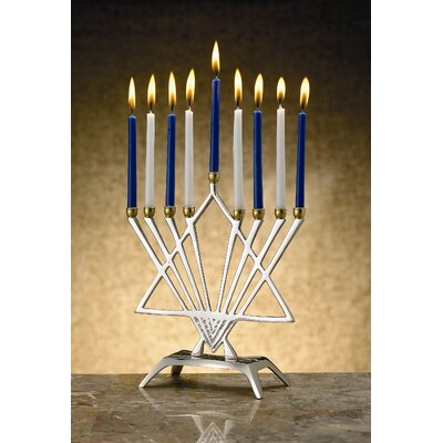 Biedermann and Sons Menorah Starlight Design