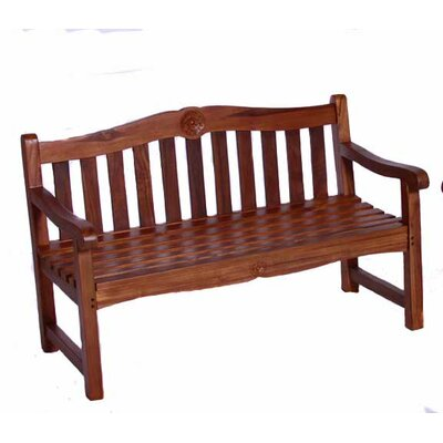 JazTy Classic Kid's Rose Garden Bench