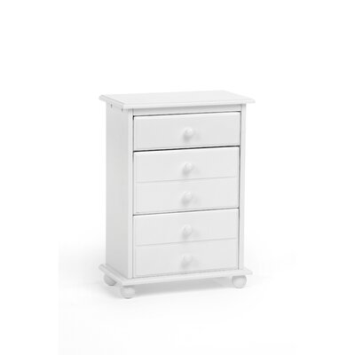 Laurent Doll Doll Chest of Drawers