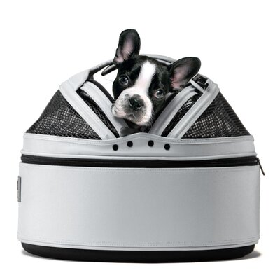 Sleepypod Mini Mobile Pet Bed/Carrier  in Arctic White