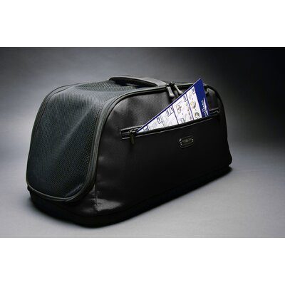 Sleepypod Air In-Cabin Pet Carrier in Jet Black