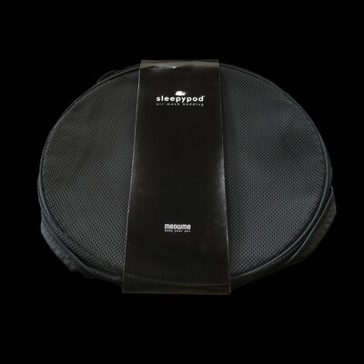Sleepypod Mesh Bedding in Black