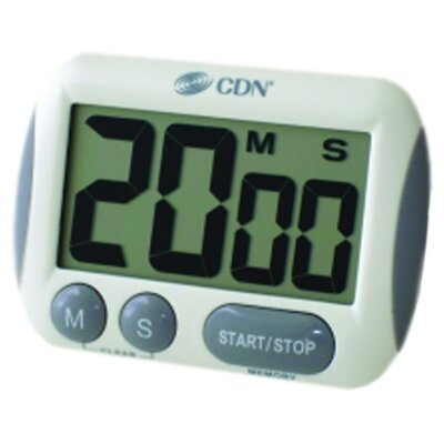 <strong>CDN</strong> Extra Big Digit Timer