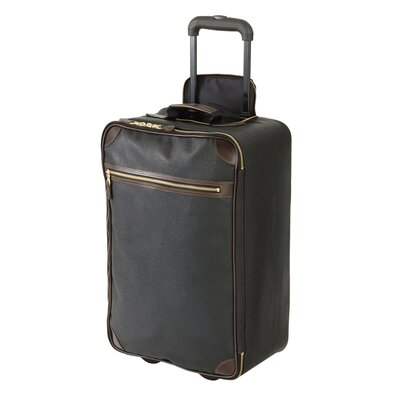 "Mulholland Brothers Endurance 8.5"" International Carry-On Suitcases"