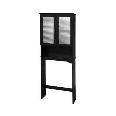 Chesterfield Space Saver Bathroom Cabinet in Dark Espresso