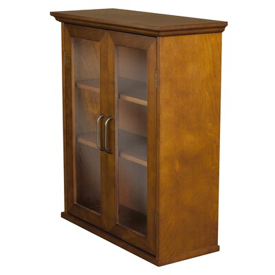 "Elegant Home Fashions Avery 20.5"" x 24"" Wall Mounted Cabinet"