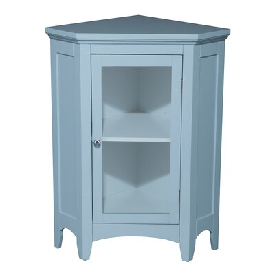 Hampton Corner Floor Cabinet with 1 Door