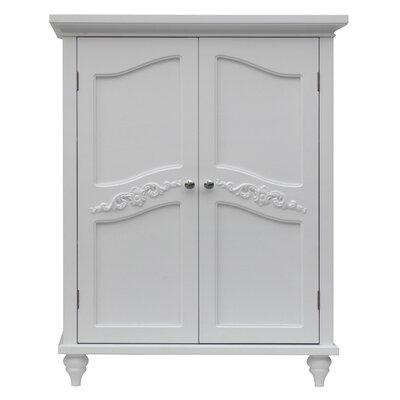 "Elegant Home Fashions Versailles 27"" x 34"" Free Standing Cabinet"