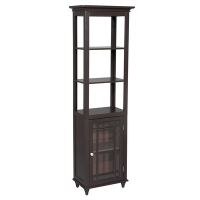 Elegant Home Fashions Neal Linen Tower