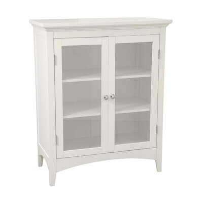 Elegant Home Fashions Madison Avenue Double Floor Cabinet