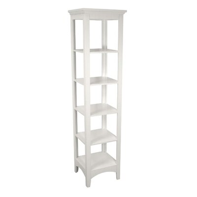 "<strong>Elegant Home Fashions</strong> Madison Avenue 15""x 60"" Linen Tower"