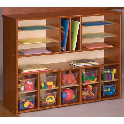 TotMate Eco Laminate Spacesaver Storage with Trays
