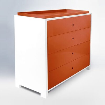 ducduc Parker Four-Drawer Changing Table