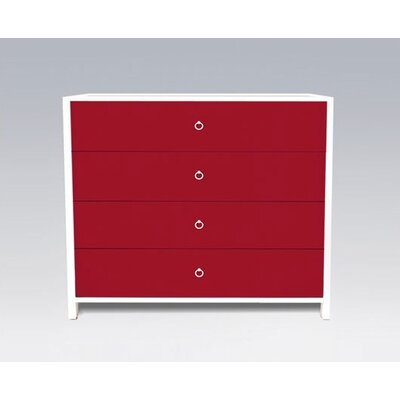 ducduc Cabana Four-Drawer Changing Table