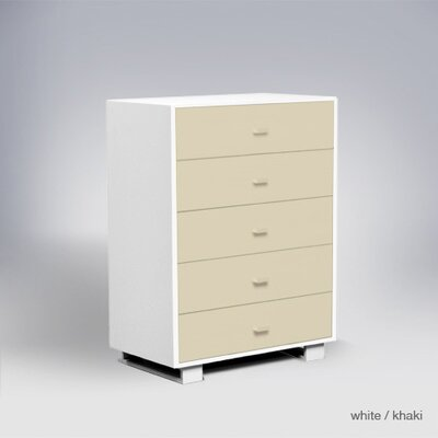 ducduc Austin 5 Drawer Dresser