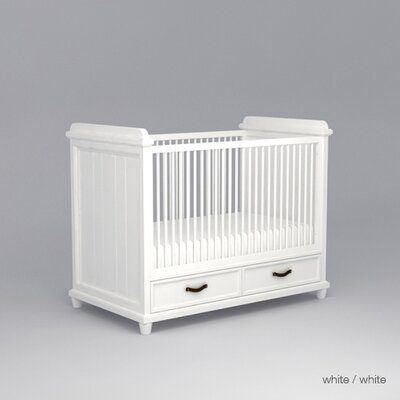 ducduc Georgian Crib and Changer Set