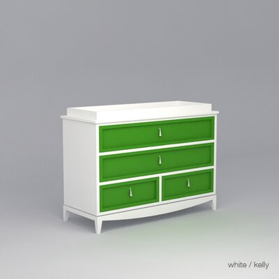 Regency 4 Drawer Changer