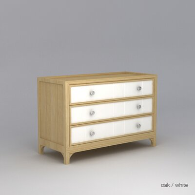 ducduc Stonington 3 Drawer Dresser