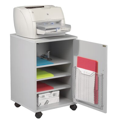 Balt Single Fax and Laser Printer Stand