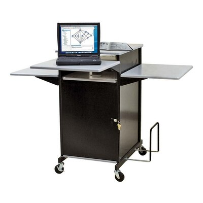 Balt Presentation Cart with Locking Door