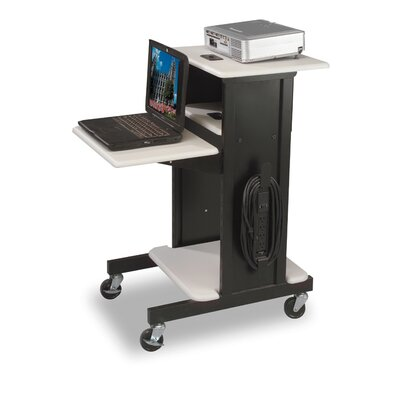 Balt Presentation Cart with Optional Accessories