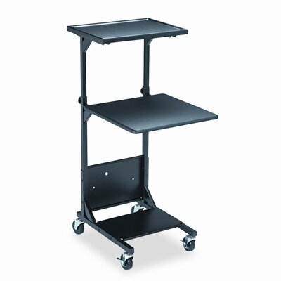 Balt Adjustable Projection Stand with Two Shelves