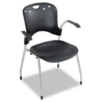 Balt Low-Back Circulation Series Stacking Chair