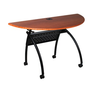 Balt Chi Flipper Half Round Table