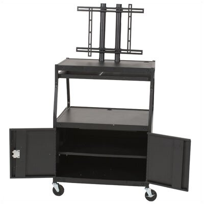 Balt Wide Body Flat Panel TV Cart