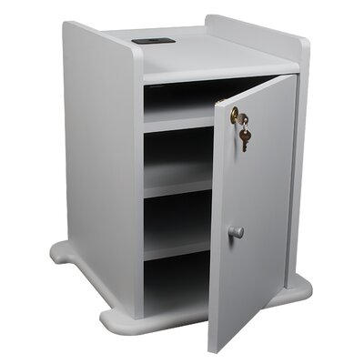 Balt Extra Long Presentation Cart Cabinet