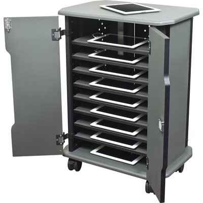 Balt 16-Compartment Economy Tablet Charging Cart