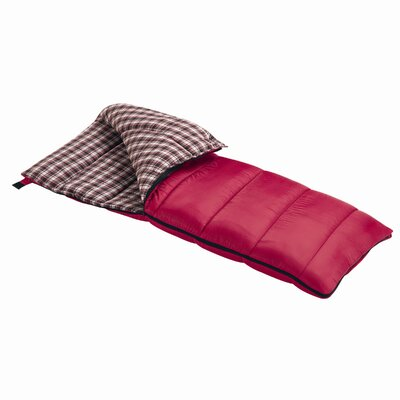 Wenzel Cardinal 30 Degree Rectangle Sleeping Bag