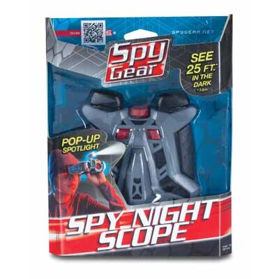 Wild Planet Spy Gear Night Scope