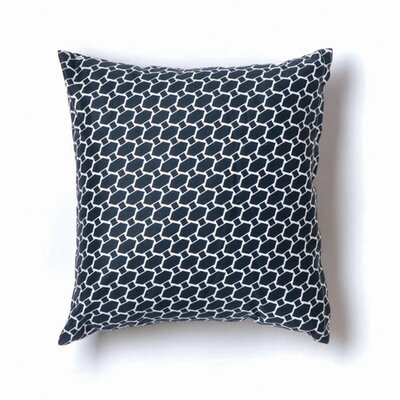 Twinkle Living Lego Pillow in Navy