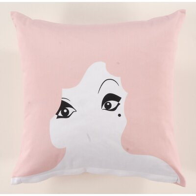 Glamour Girl Pillow