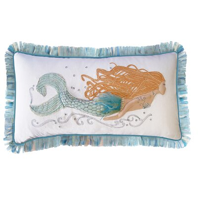 I Sea Life Pearl of the Sea Mermaid Pillow