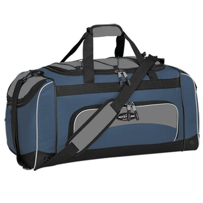 "Travelers Polo & Racquet Club Adventurer 24"" Sport Duffel"
