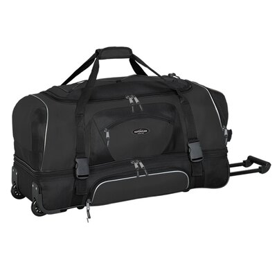 "Travelers Polo & Racquet Club Adventurer 36"" Travel Duffel"