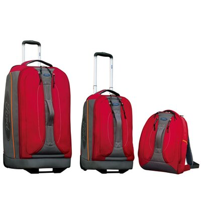 Ford Ford Fusion Series 3 Piece Upright Duffel Set