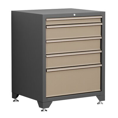 "NewAge Products Pro Series 28"" Wide 5 Drawer Bottom Cabinet"