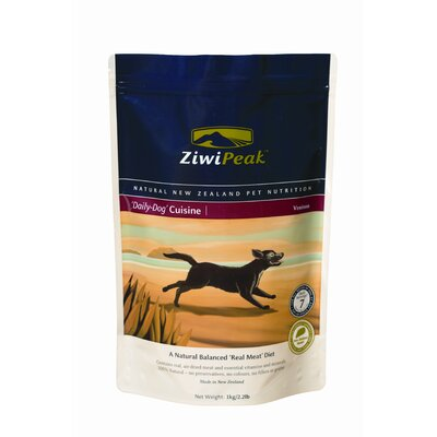 Venison Cuisine Dry Dog Food
