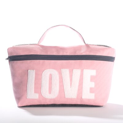 "Alexandra Ferguson ""Love"" Travel Bag"