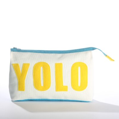 "Alexandra Ferguson ""Yolo"" Travel Bag"