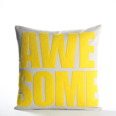 Alexandra Ferguson Awesome Decorative Pillow