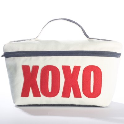 "Alexandra Ferguson ""Xoxo"" Travel Bag"