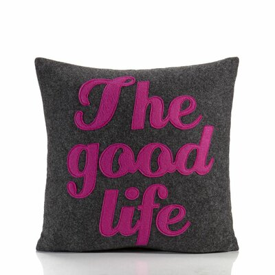 "Alexandra Ferguson ""The Good Life"" Decorative Pillow"