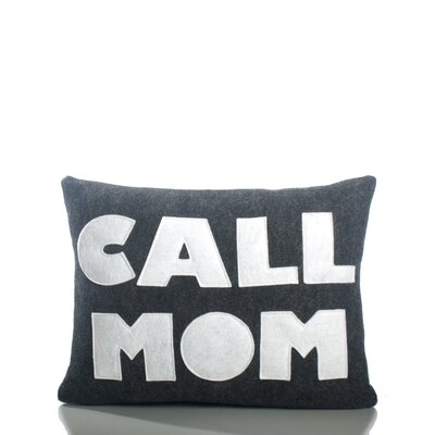 "Alexandra Ferguson ""Call Mom"" Decorative Pillow"